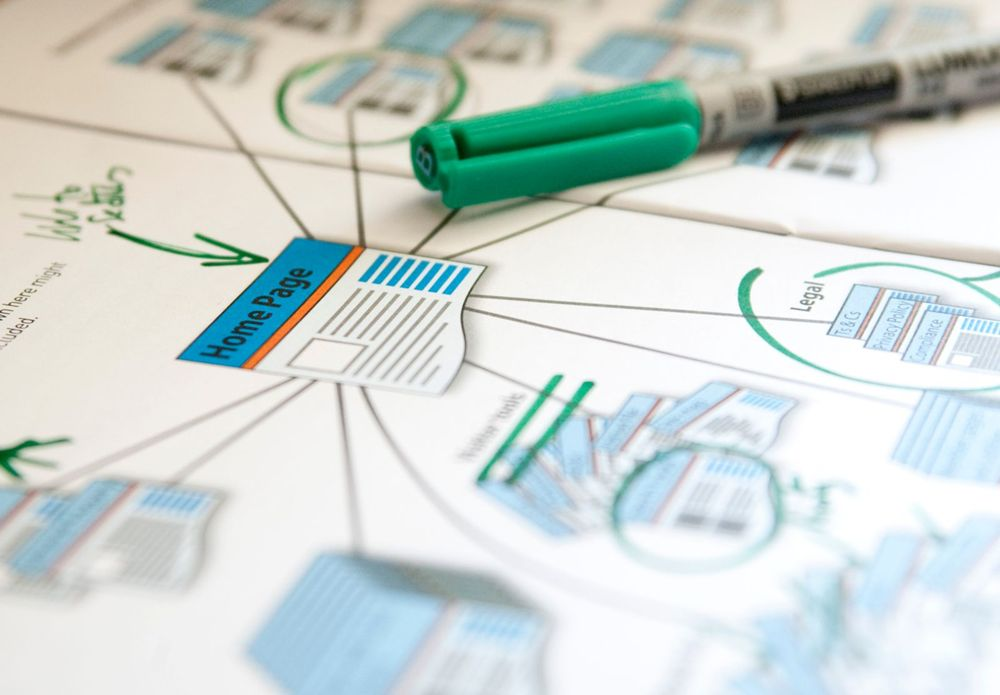 Planning a business website - web design and development ...