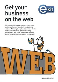 How to get your business on the web - booklet